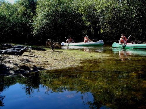 Pantanal Northern Pantanal Canoe Ride